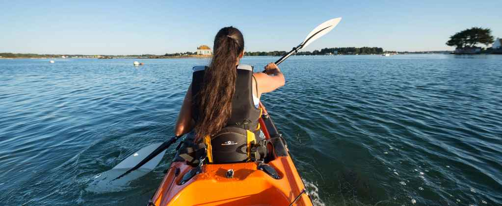 Explore By Canoe or Kayak by Eileen OSullivan